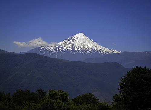 mountain forest landscape iran damavand jungle mazandaran ایران دماوند کوه جنگل هراز مازندران الیمستان alimestan