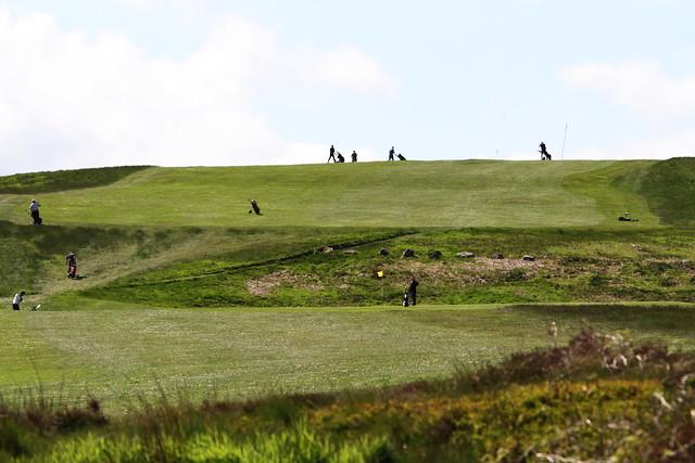 A busy Moors