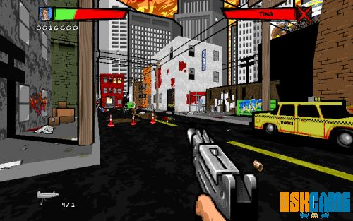 Action DooM 2: Urban Brawl 3