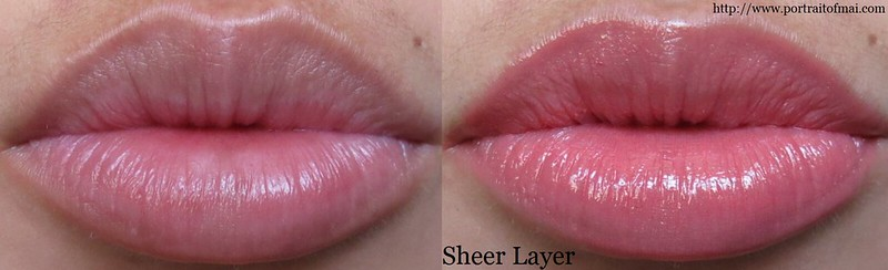 Sonia Kashuk Sheer Melon swatch