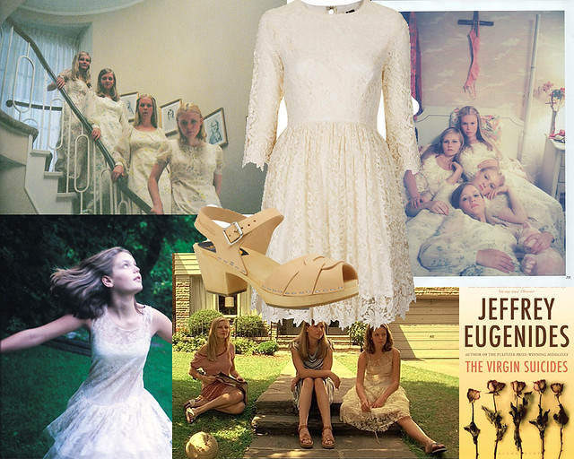 Virgin Suicides Moodboard