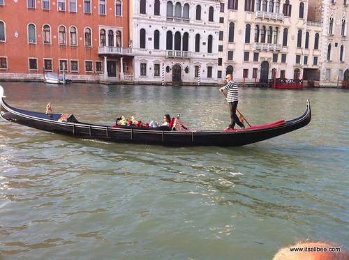 Venice Grand Canal - Gondola Rides