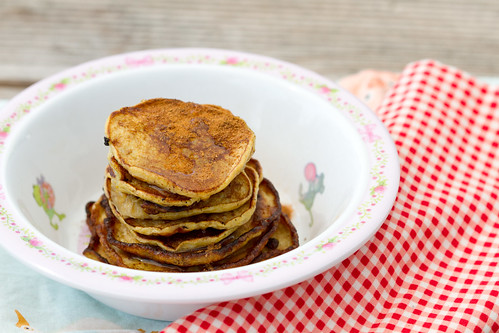 2-ingredient pancakes (bananas+eggs). Gluteenivabad banaanipannkoogid