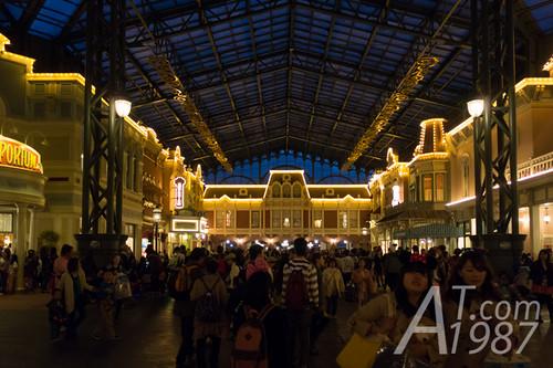 Japan Trip : Tokyo Disneyland