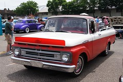 62 Ford F-100 UniBody Pick-Up