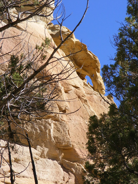 New Mexico Natural Arch NM-372