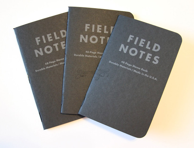 Field Notes Night Sky Front