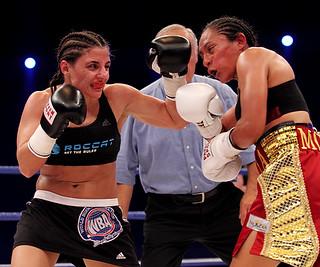 Comeback gegen Mexikanerin Susana Cruz Perez