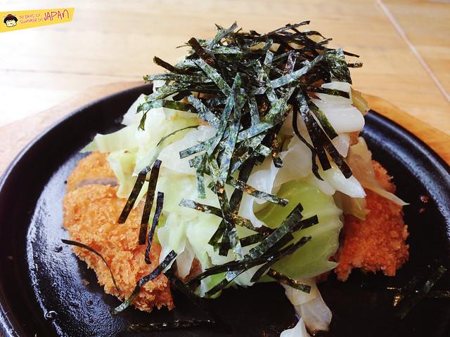 SUZUYA - TONKATSU CYAZUKE - akibaichi 2