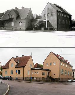 Gothenburg, Olskroken 1935 / 2013