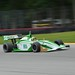 Matthew Di Leo takes to the Mid-Ohio Sports Car Course for practice
