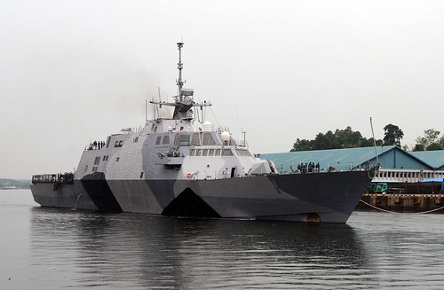 USS Freedom (lcs1)