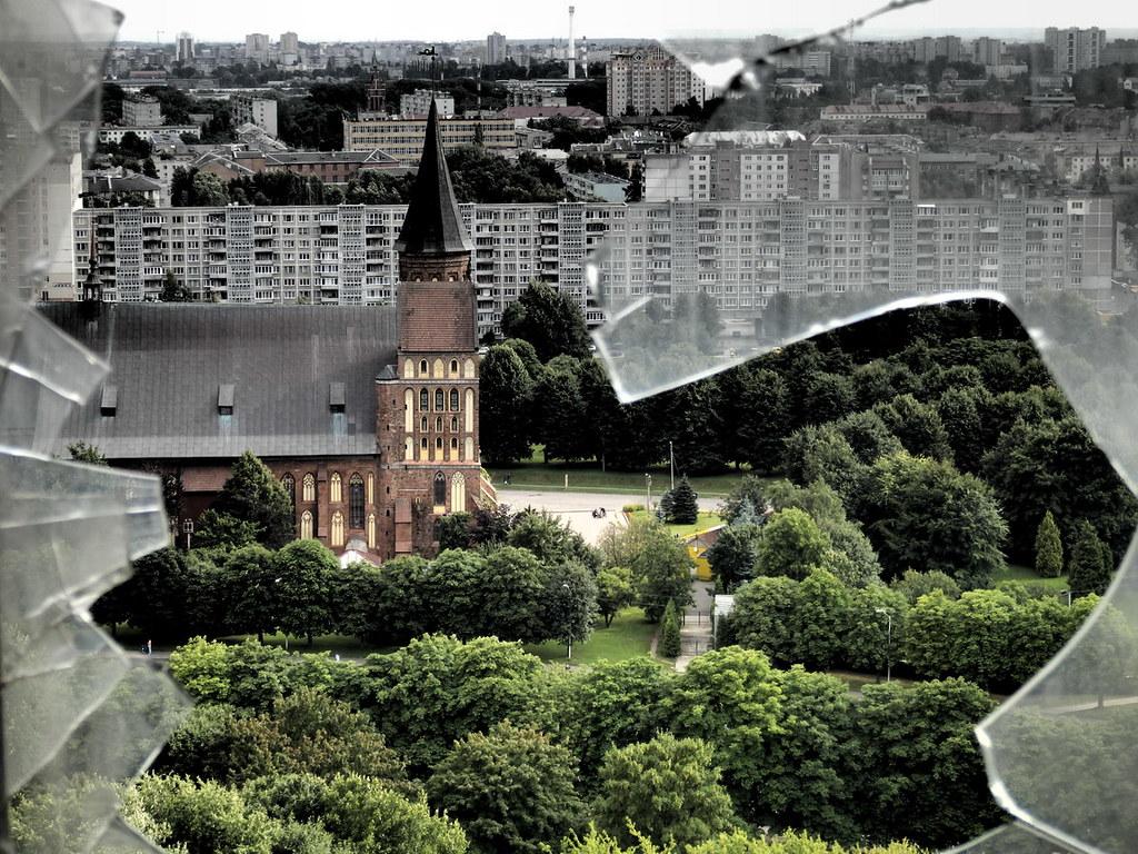 калининград фото дом советов