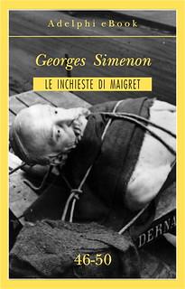 Maigret eBook 46-50