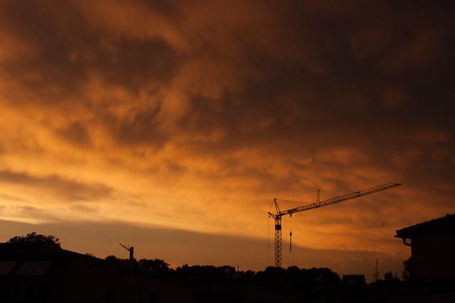 Mammatus, Sonnenuntergang IMG_16582