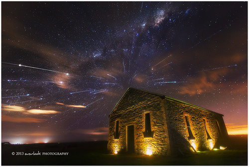 Star Shower - Which Lens Is Best For Landscape Photography? Louise Denton