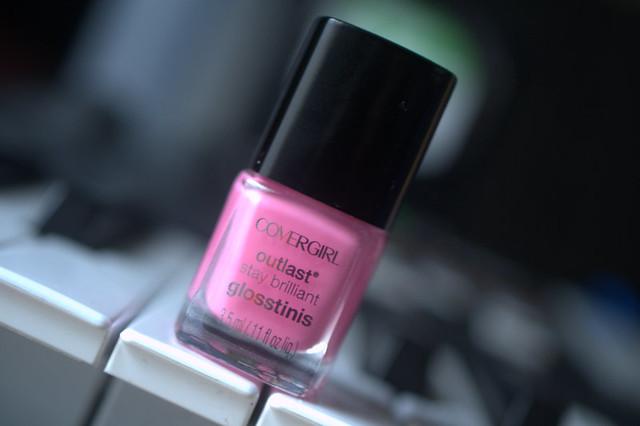 Covergirl Glosstini nail polish