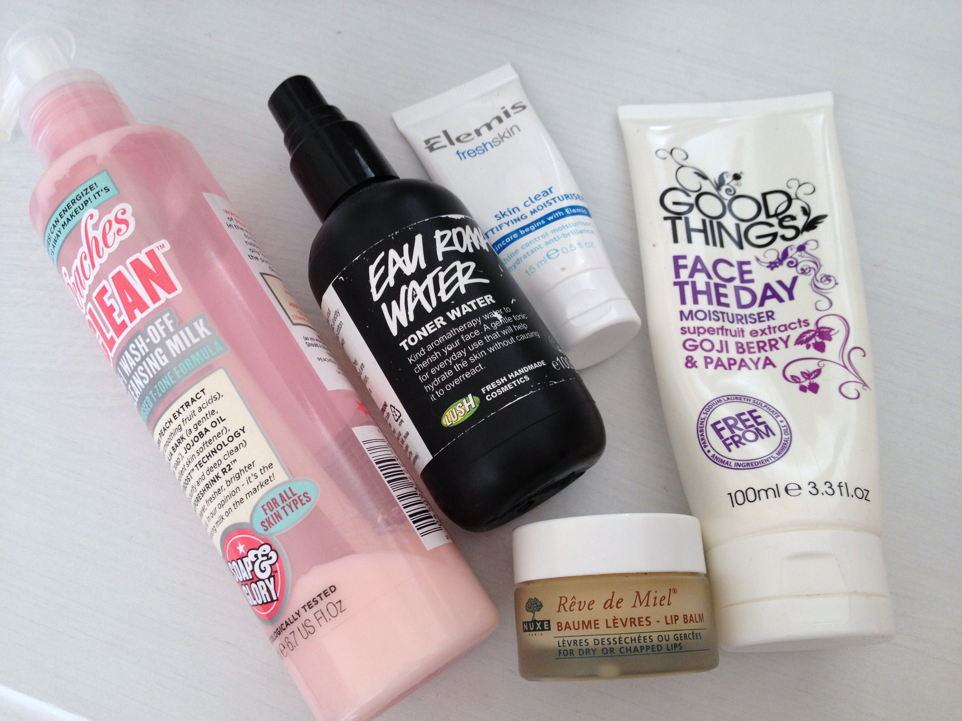 Morning_Skincare_Routine_August_2013