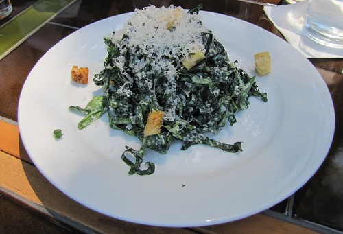 Kale Caesar Salad at Big Sur Roadhouse