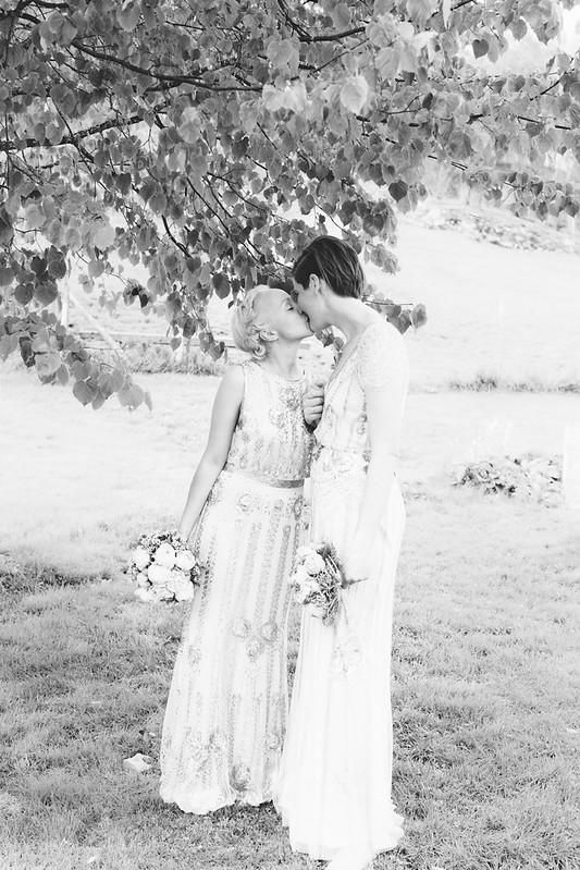 wedding, t + c.