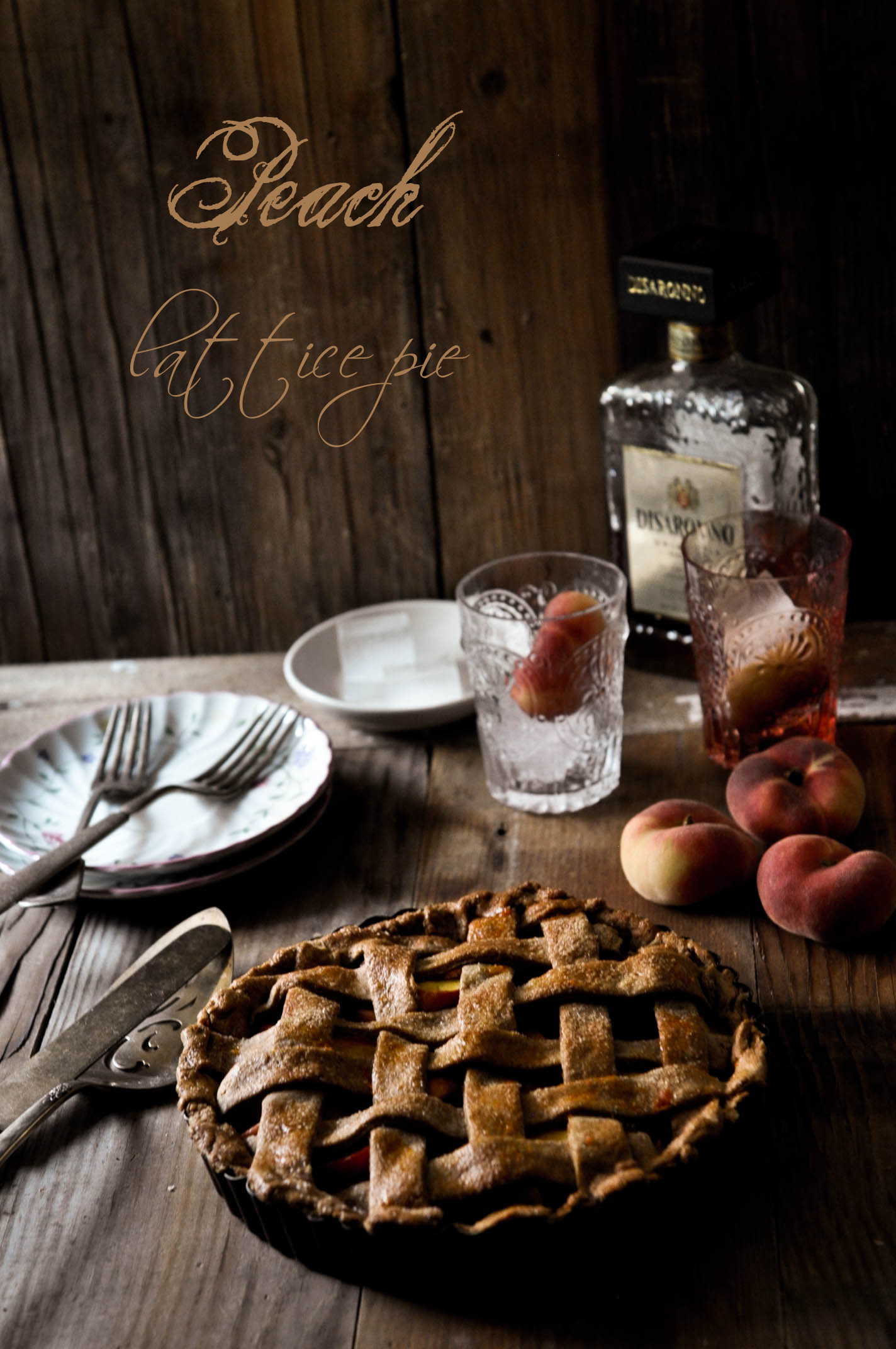 Peach Pie Font