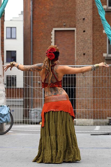 Leuven autovrij - 25 augustus 2013