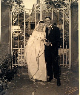 Forest Hills Gardens Wedding 1963