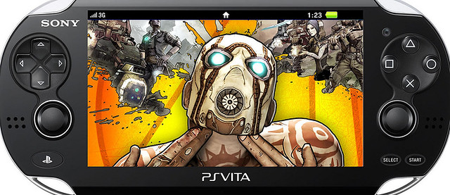 Borderlands 2 on Vita