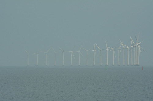 Wind Farm in the Oresund, Copenhagen
