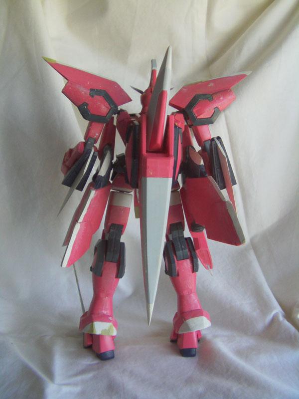 Aegis Gundam Back