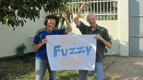 Go, Fuzzy, Go!