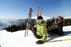 Liptov - příměstské lyžování vsrdci Slovenska