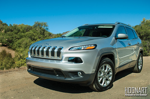 First Drive: 2014 Jeep Cherokee