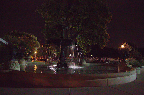 Wicker Park Fountain