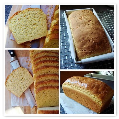 King Arthur Gluten Free Sandwich Bread