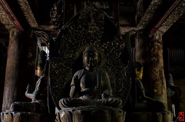 「時」 法観寺 - 京都