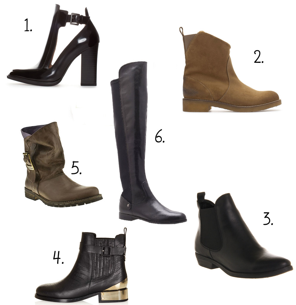 autumn wishlist boots