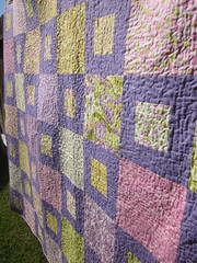 Eden Quilt Close-up