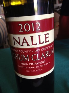 nalle winery zinfandel dry creek valley