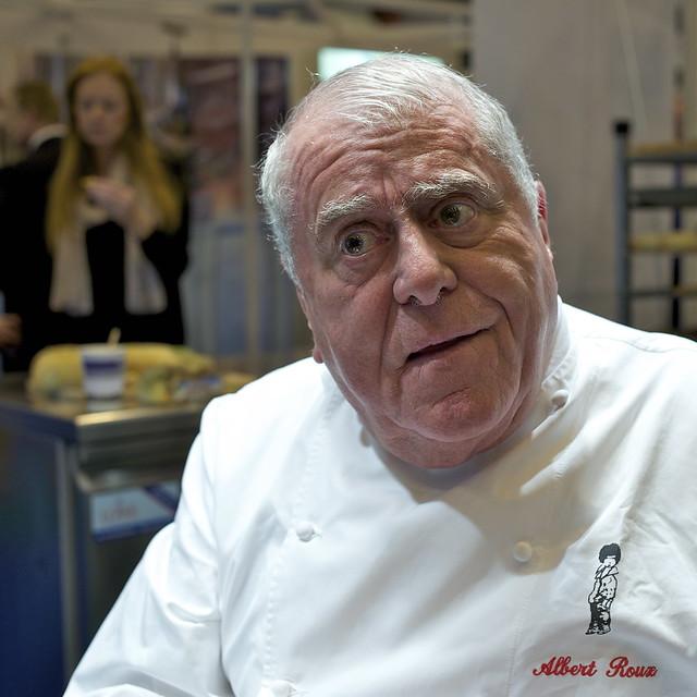 Chef Albert Roux - DSC_1113