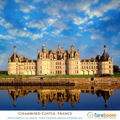 chambord-castle-france