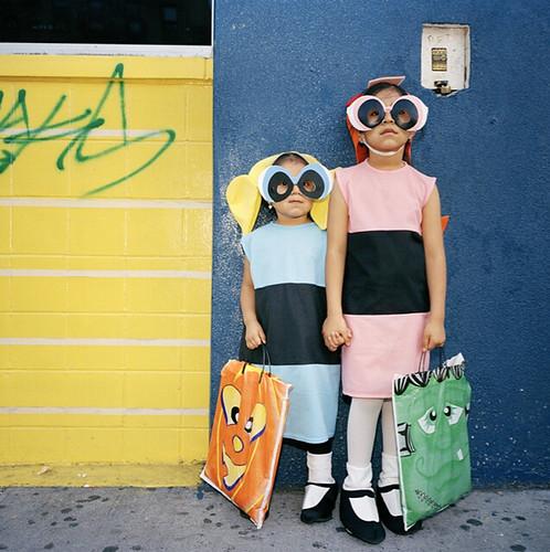 Amy Stein, Untitled (Powerpuff Girls), 2005