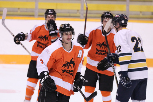 Tru Hockey Returns Home To Host Selkirk And Trinity Western Tru Wolfpack