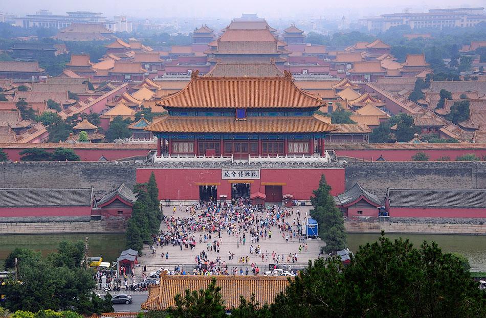 Пекин-Запретный-город