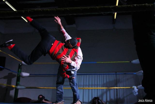 Tarde de Wrestling