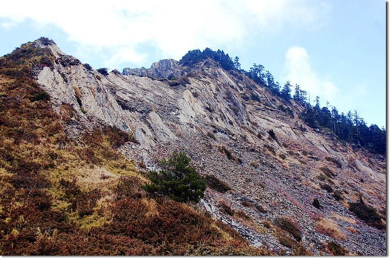 干卓萬斷崖 1
