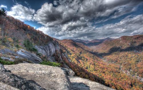 landscape unitedstates northcarolina hdr highdynamicrange chimneyrock lakelure chimneyrockstatepark