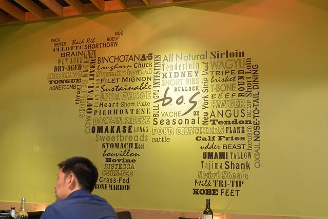 bos wall