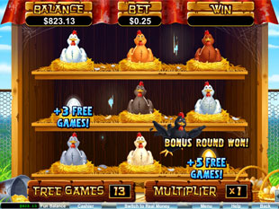 Crackin' Eggs Slot - Try this Online Game for Free Now