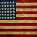 "Jasper Johns ""flag"" by Mascava"